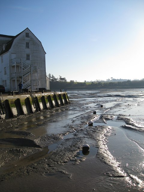 Tide mill at Woodbridge
