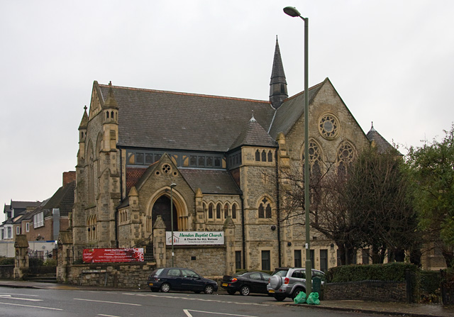 Hendon Baptist Church