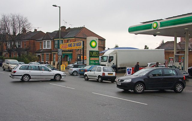 BP on Finchley Lane