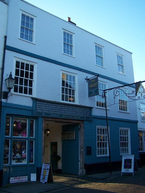 The Ship Pub, Faversham