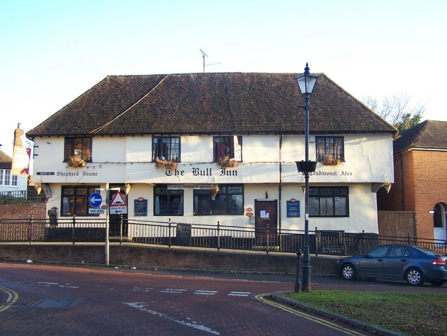 The Bull Inn, Faversham