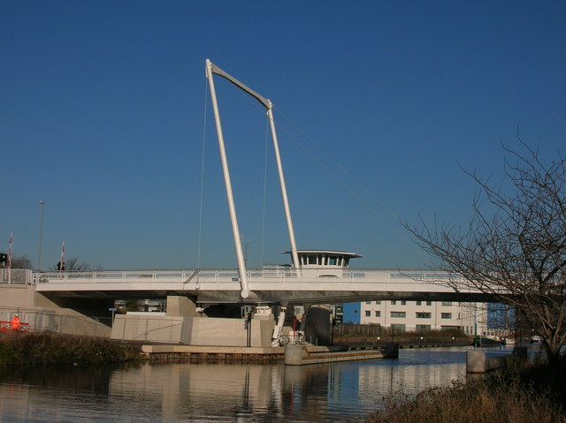 Gloucester, Hempsted, St Ann Way bridge