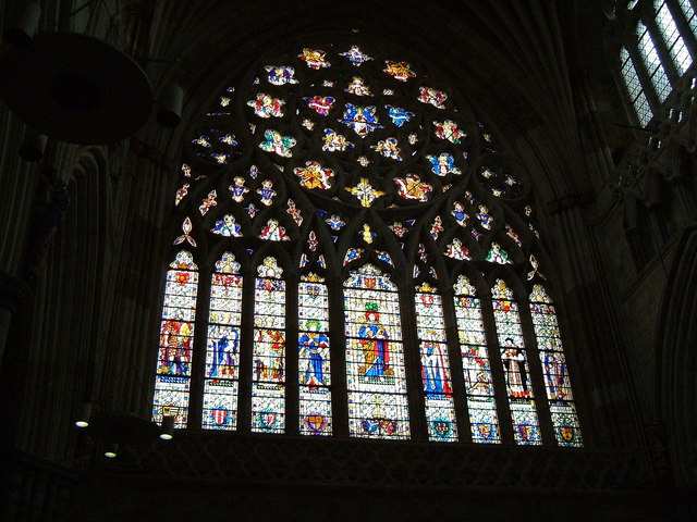 Exeter, St. Peter's Cathedral