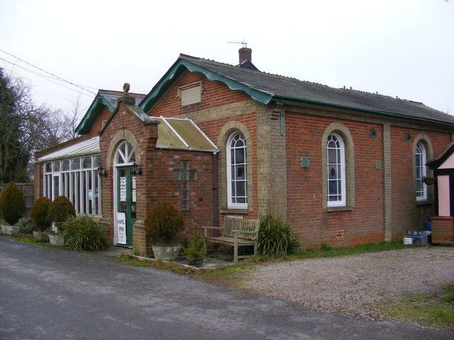 Darsham Methodist Chapel