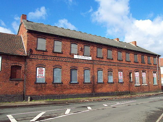 Old Factory - Crabbe Street Old Factory Building