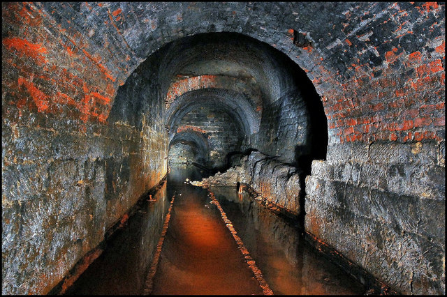 Port Mulgrave abandoned mine