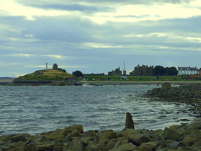 Lindisfarne Harbour