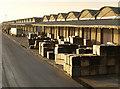 TA0927 : Albert Dock Warehouses by Andy Beecroft