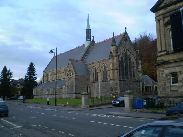 Holy Trinity Scottish Episcopal Church
