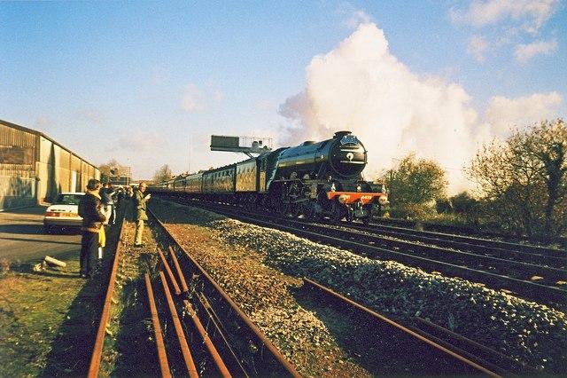 Famous Locomotive