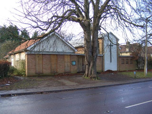 Disused Church,Papworth Everard