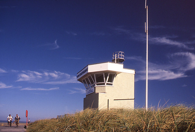 Fleetwood Coastguard Station