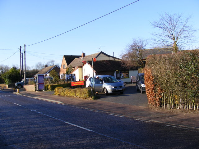 Stowupland Post Office