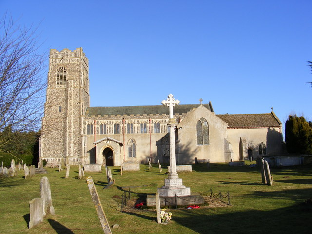St. Mary's Church, Earl Stonham