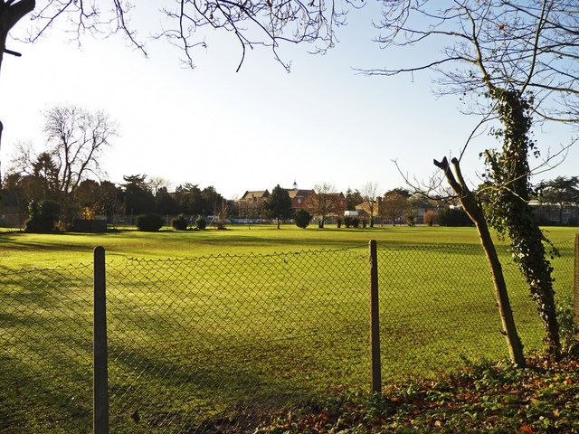 Playing Field, Enfield