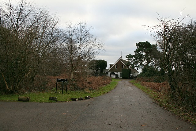 White Lodge, Headley Heath