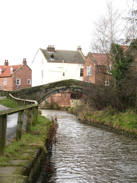 The Packhorse Bridge, Stokesley