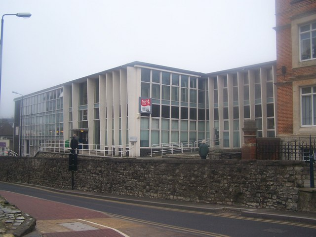 Maidstone Library