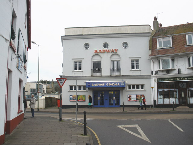 The Radway Cinema, Sidmouth