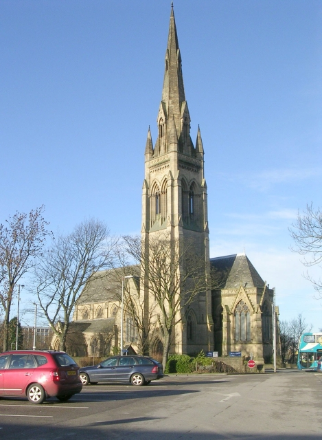 All Saints Church - Little Horton Lane