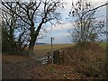 SE3100 : Footpath from Cliffe Common Lane by Steve  Fareham