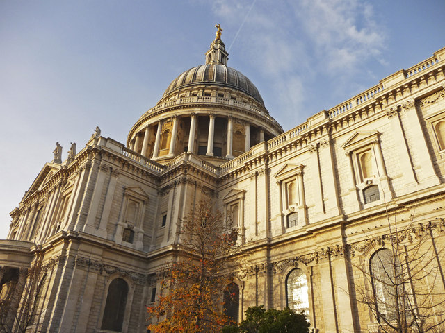 St Paul's Cathedral, London EC2