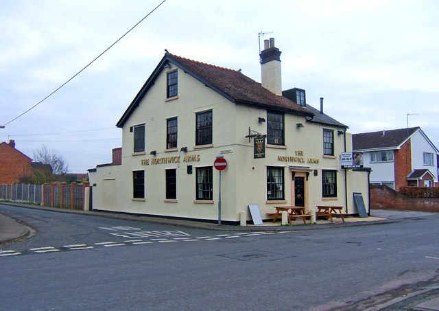 The Northwick Arms, 29 Vine Street,  Northwick, Worcester