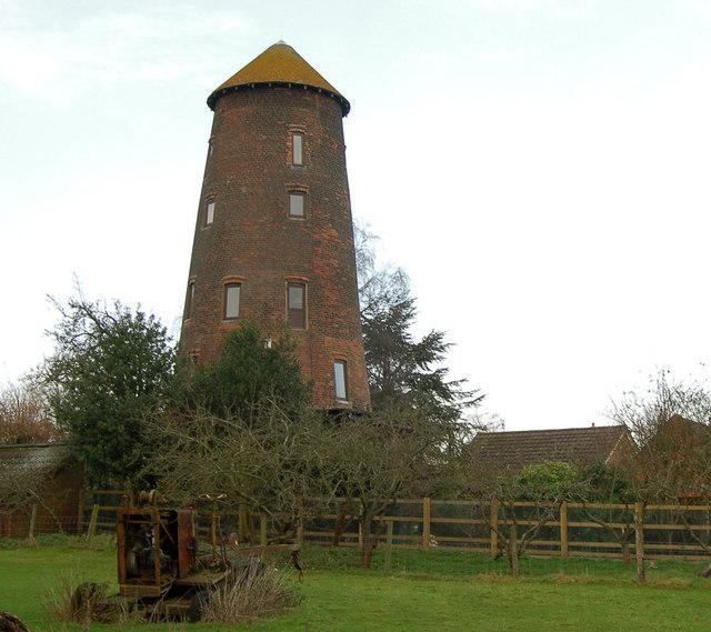 Converted windmill,                       Thurlaston