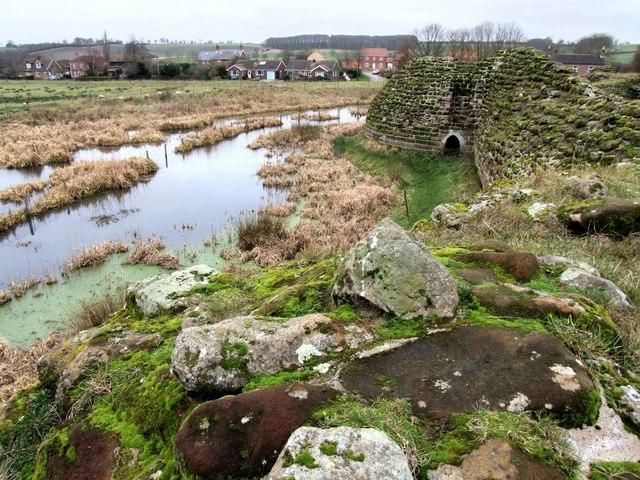 Bolingbroke Castle, Old Bolingbroke