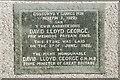 SH5038 : Neuadd Goffa Cricieth Memorial Hall by Alan Fryer