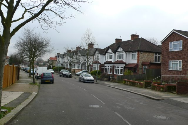 Ashurst Close, Friern Barnet