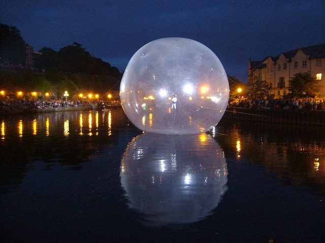 Sphere on the Exe