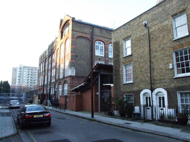 Primary School Netley Street Camden 169 Chris Whippet Cc