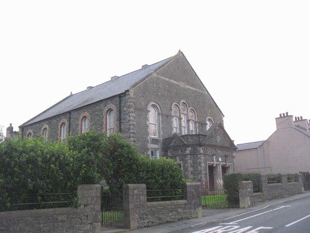 Capel Mawr, Bethesda Street