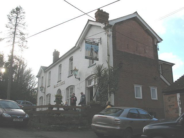 The Black Horse, Stansted