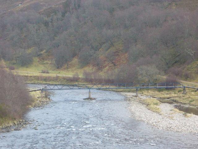 Bridge over the River Findhorn