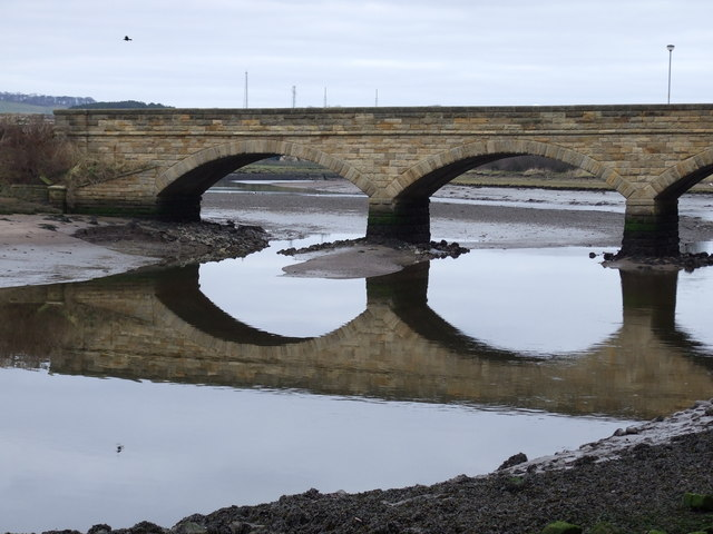 Alnmouth, Duchess Bridge