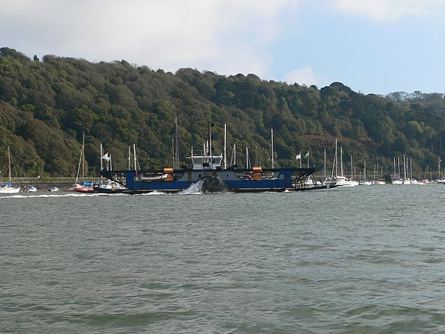 The Dartmouth High Ferry