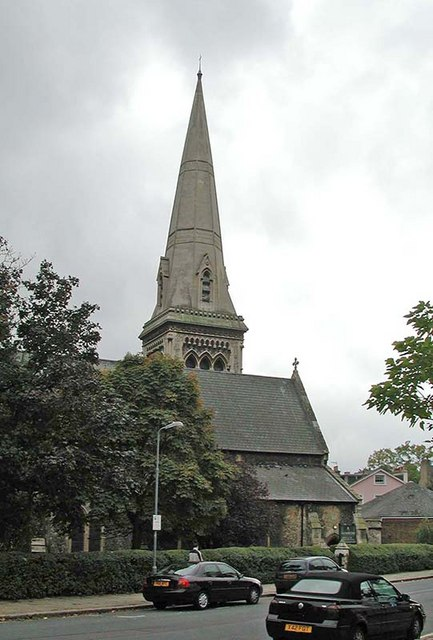 St Saviour, Eton Road, London NW3