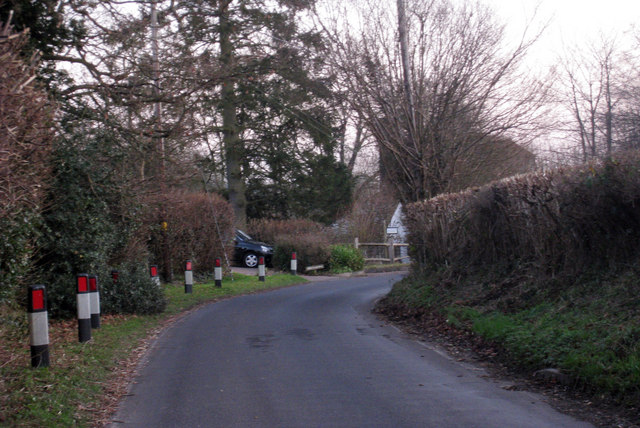 Furnace Lane, Horsmonden