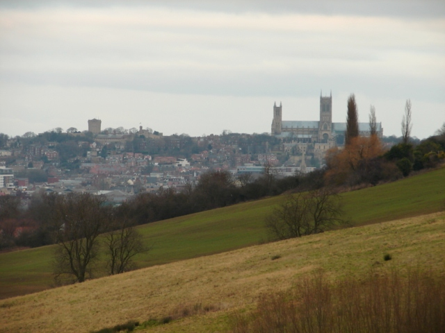 Lincoln Skyline 169 Ian Paterson Cc By Sa 2 0 Geograph