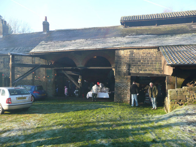 Wortley Top Forge