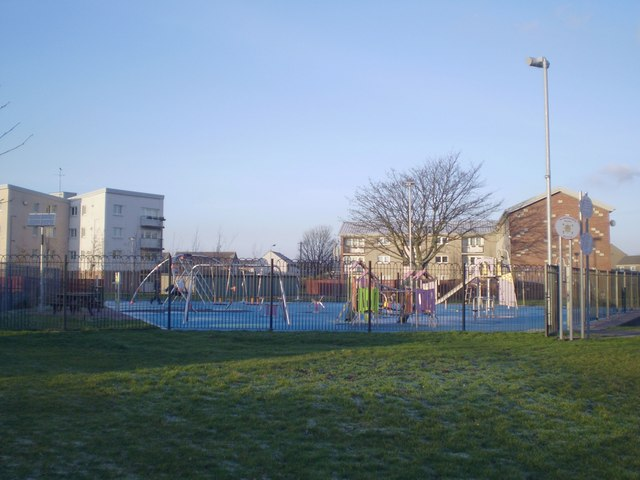 Bowhouse play area