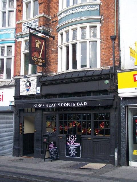 the king 39 s head pub gravesend david anstiss cc by sa 2. Black Bedroom Furniture Sets. Home Design Ideas