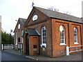 TM2577 : Fressingfield Methodist Church by Adrian Cable