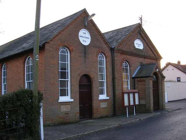 Fressingfield Methodist Church