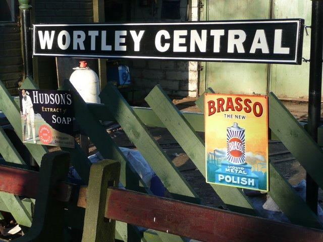 Wortley Top Forge Miniature Railway