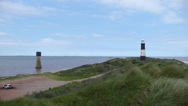 Spurn Lighthouses
