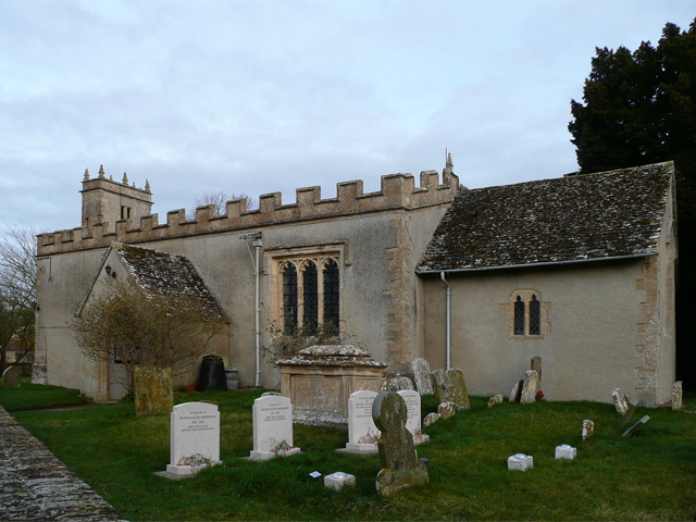 St Peter's Church, Charney Bassett