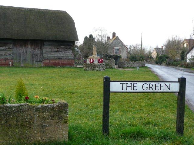 The Village Green, Charney Bassett